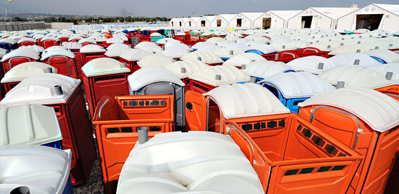 Champion Portable Toilets in Dayton,  OH
